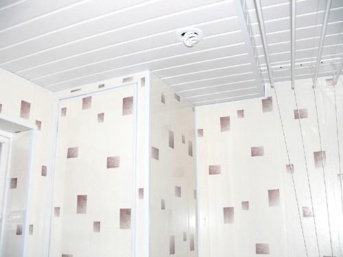 Фото - Пластикові панелі для ванної: прекрасна альтернатива плитці