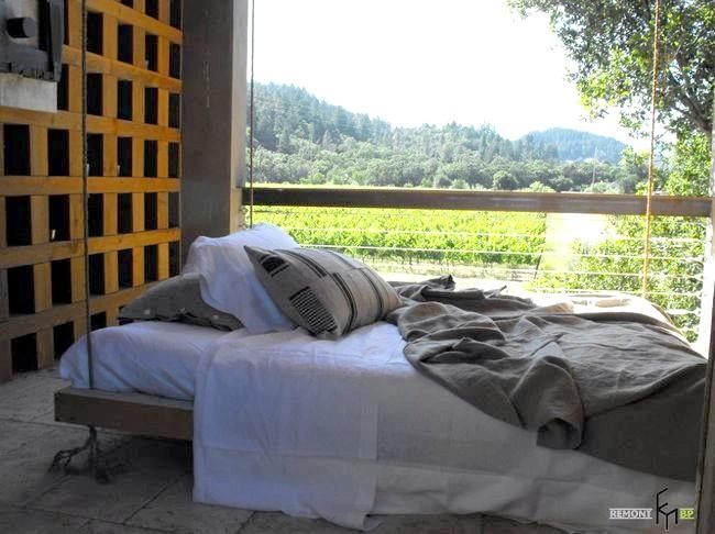 Фото - Підвісні ліжка - сон в невагомості