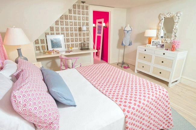 Фото - Півсотні ідей для спальні маленької панянки