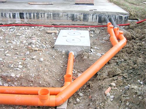 Фото - Порядок виконання робіт при влаштуванні зовнішньої каналізаційної системи