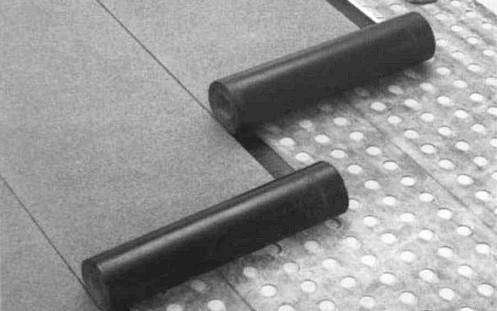 Фото - Правильне пристрій рулонної покрівлі