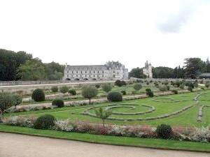 Фото - Дотик до духу історії в садах замку Шенонсо в долині Луари