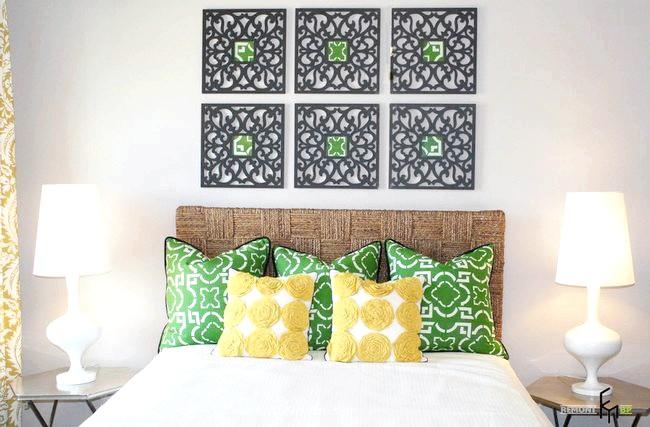 Фото - Приліжкові світильники: комфорт і затишок в спальні
