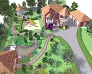 Фото - Приклади оптимальної планування саду та городу на невеликій ділянці