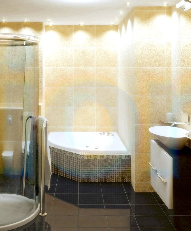 проект ванної