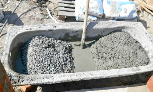 Фото - Пропорції компонентів при приготуванні бетону