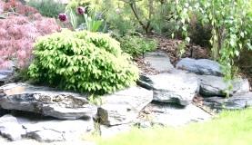 Фото - Різнорівневі сади: приклади вдалого дизайну багаторівневого ділянки