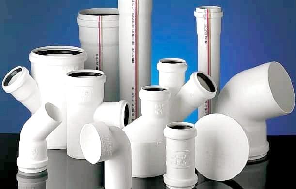 Фото - Різновиди каналізаційних труб