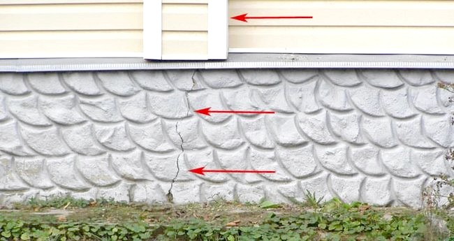 Фото - Рекомендації з реконструкції фундаменту