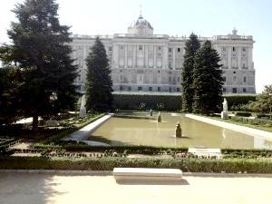 Фото - Сади Сабатіні - королівська перлина Мадрида