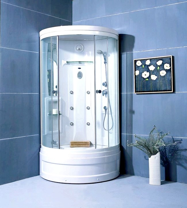 Фото - Схема підключення душової кабіни: монтуємо своїми руками