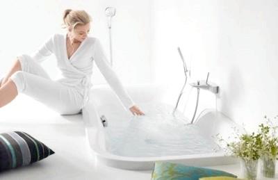 Фото - Скільки літрів у ванні: економимо воду за рахунок правильного вибору сантехніки