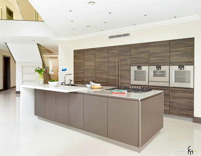 Фото - Сучасний інтер'єр кухні - новітні розробки дизайнерів