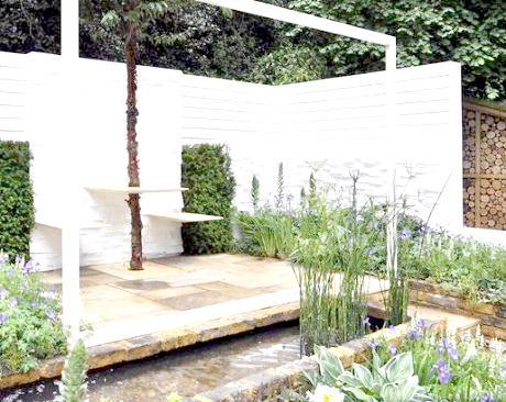 Фото - Створюємо сад в стилі мінімалізм: ефектний дизайн для любителів лаконічною естетики