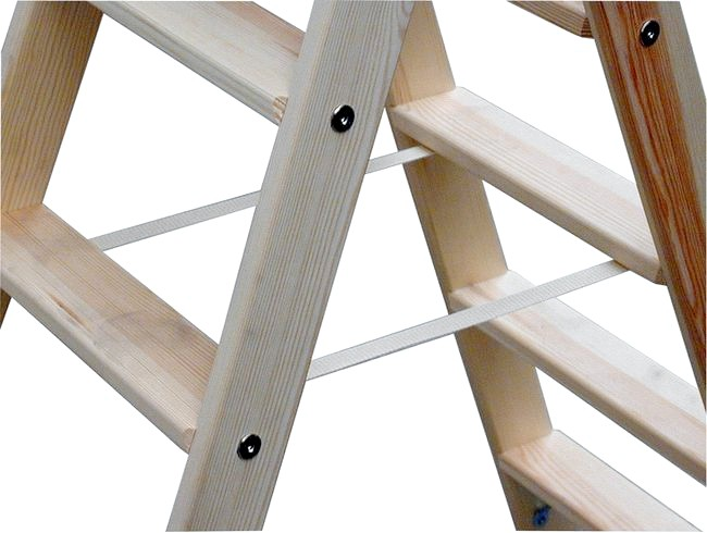 Фото - Драбина з дерева: виготовлення та експлуатація