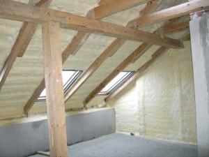 Фото - Теплоізоляція даху будинку своїми руками