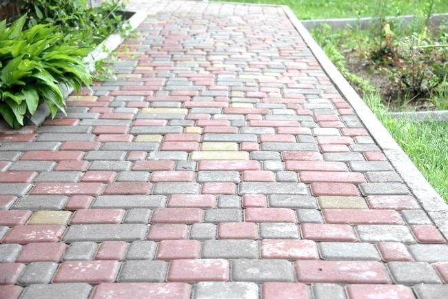 Фото - Тротуарна плитка для створення естетичних об'єктів