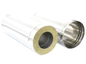 Фото - У яких випадках використовується оцинкована труба для димоходу