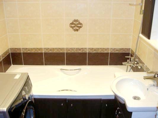 Фото - Ванна кімната в хрущовці: вам тільки здається, що вона маленька