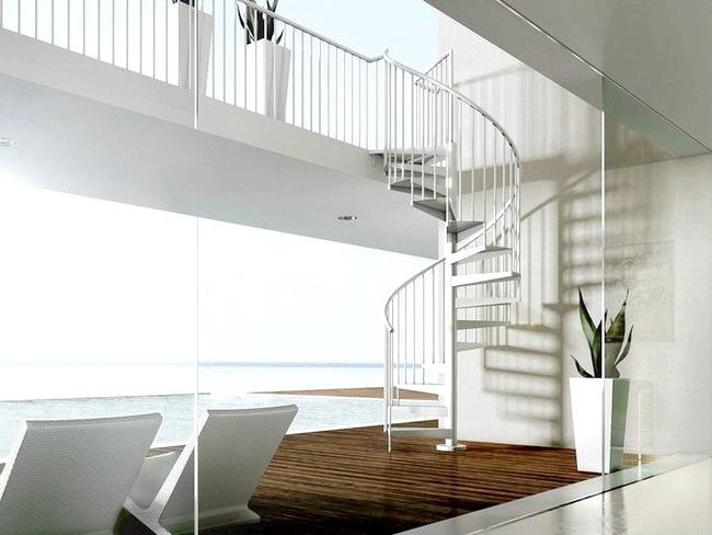 Фото - Гвинтові сходи: з чого складається їхня ціна?