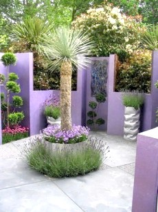 Фото - Вибираємо квіти та декоративні рослини для саду в стилі модерн