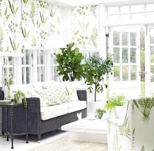 Фото - Вибираємо штори для веранди на дачі: затишні ідеї для заміського будинку
