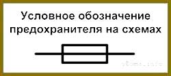 Фото - Вибір діаметра дроту для ремонту запобіжника