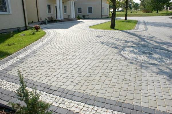 Фото - Вибір плитки для тротуару