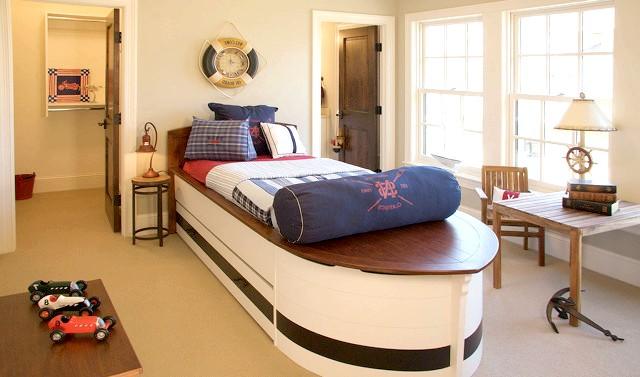 Фото - Дитячі спальні для хлопчиків: фото та поради з оформлення дизайну