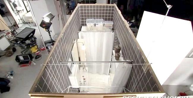 Фото - Дизайн ванної 2,5 кв.м. приклад від ikea.