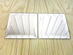 Фото - Як вибрати дзеркальну плитку, яку роль відіграє фацет і як здійснити кладку такої плитки своїми руками?
