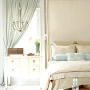 Секрети зонування спальні