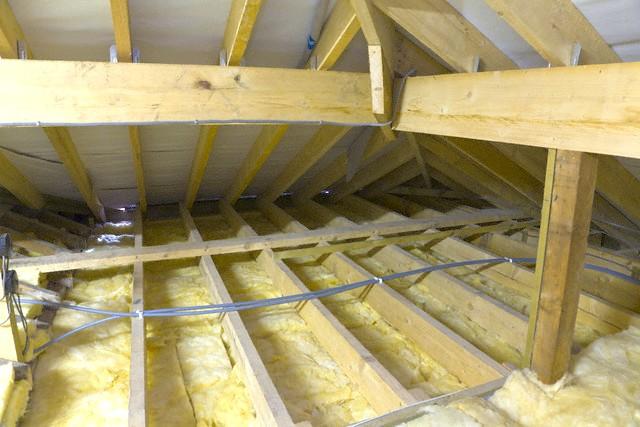 Фото - Мінімізуємо витрати на опалення - утеплюємо стелю!
