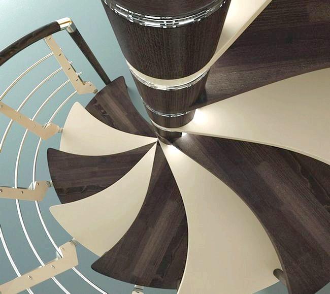 Фото - Облаштування будинку: різновиди сходів