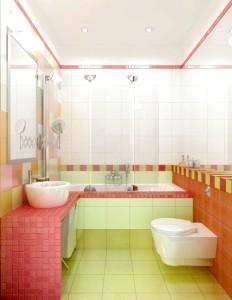 Фото - Огляд проектів дизайну ванних кімнат розміром 3 на 3, 4, 5 і 6 метрів