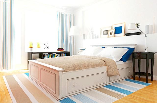 Фото - Самі затишні спальні за версією сіверян - скандинавські