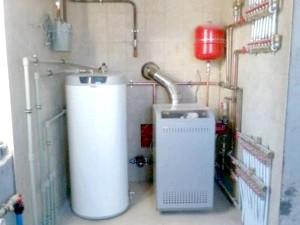 Фото - Опалювальні системи для приватних будинків - що вибрати?