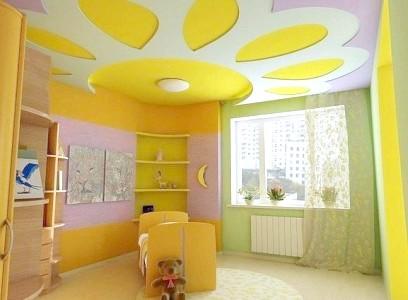 Фото - Перетворіть стелю для дитячої в