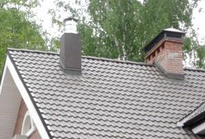 Фото - Розбираємо пристрій димоходів в приватному будинку