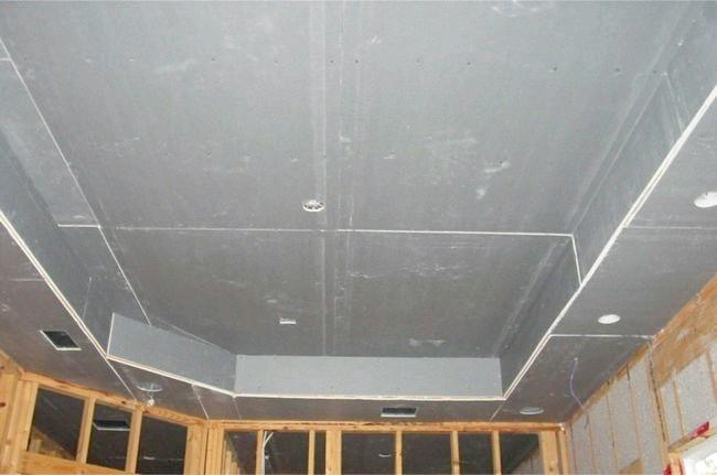Фото - Способи обшивки стелі в приватному будинку