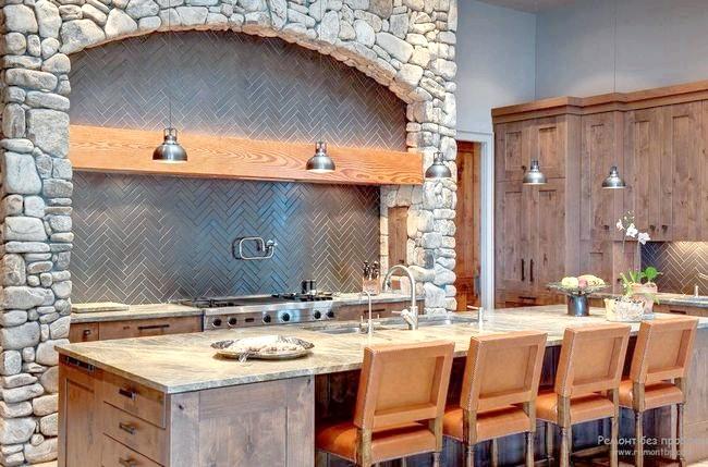 Фото - Стильові уподобання в оформленні кухні