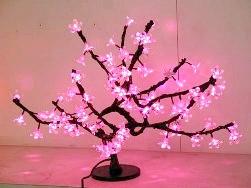 Фото - Світлодіодні дерева - новий вид святкової світлотехніки