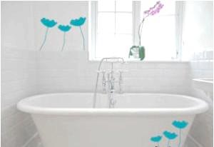 Фото - Трафарети для стін у ванній: старе нову прикрасу стін