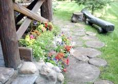 Фото - Затишна сільська садиба: оформлюємо дачу в стилі кантрі
