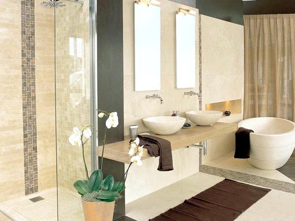 Фото - Варіанти ремонту ванної кімнати - капітальний або косметичний?