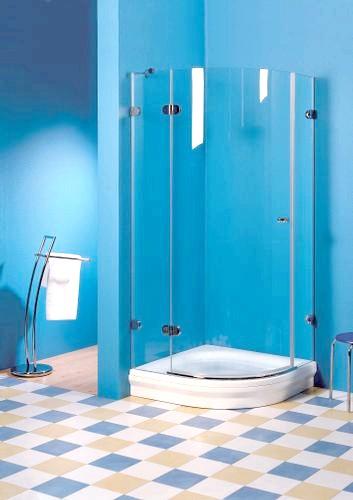 Фото - Види душових кабін: плюси і мінуси рішень