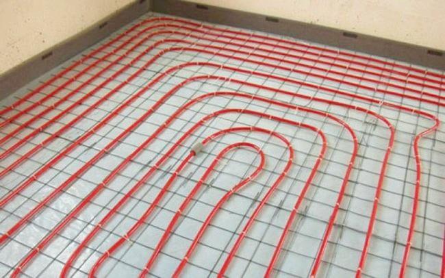Фото - Водяний тепла підлога, способи укладання