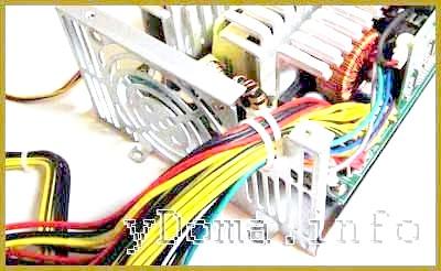 Фото - Кольорова маркування проводів блоків живлення комп'ютерів, установка додаткових роз'ємів