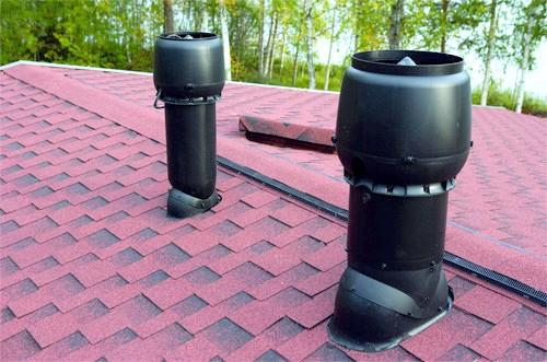 Фото - Для чого каналізація виводиться на дах?