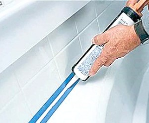 Фото - Герметик для ванної: тонкощі вибору